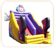 Glissade Clown 25x18x16 2x15amp